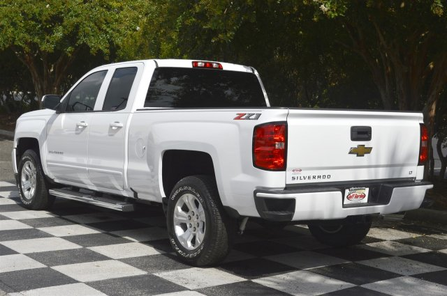 2018 Silverado 1500 Extended Cab 4x4 Pickup #T1070 - photo 5