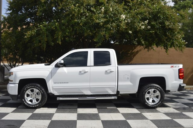 2018 Silverado 1500 Extended Cab 4x4 Pickup #T1070 - photo 7