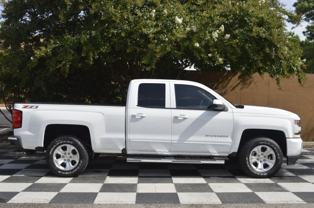 2018 Silverado 1500 Extended Cab 4x4 Pickup #T1070 - photo 8