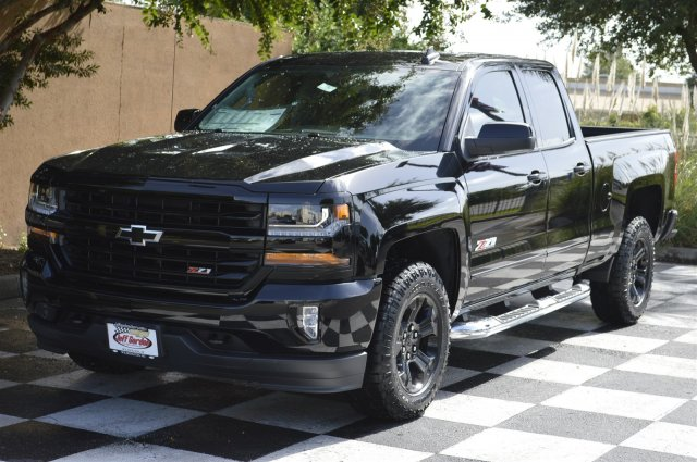 2018 Silverado 1500 Extended Cab 4x4 Pickup #T1071 - photo 3