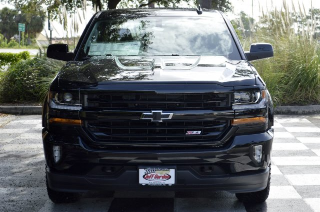 2018 Silverado 1500 Extended Cab 4x4 Pickup #T1071 - photo 4
