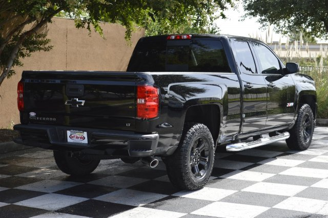 2018 Silverado 1500 Extended Cab 4x4 Pickup #T1071 - photo 2