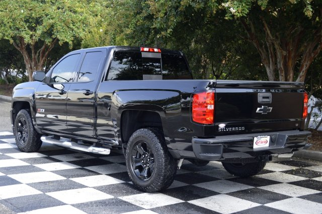 2018 Silverado 1500 Extended Cab 4x4 Pickup #T1071 - photo 5