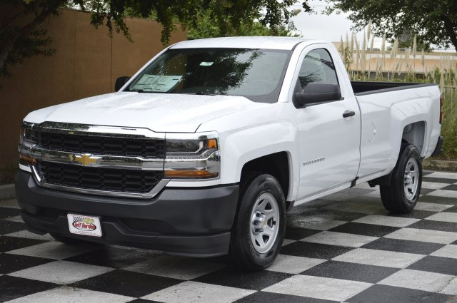 2018 Silverado 1500 Regular Cab, Pickup #T1072 - photo 3