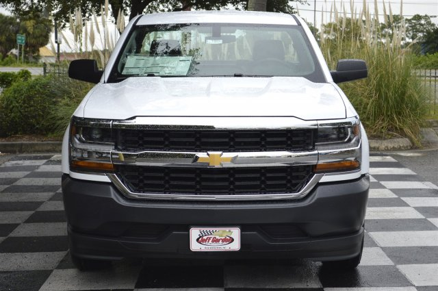 2018 Silverado 1500 Regular Cab Pickup #T1072 - photo 4