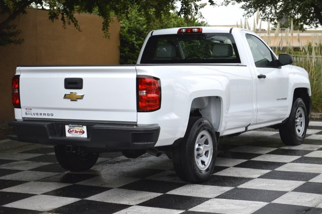 2018 Silverado 1500 Regular Cab, Pickup #T1072 - photo 2
