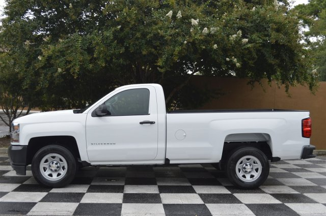 2018 Silverado 1500 Regular Cab Pickup #T1072 - photo 7