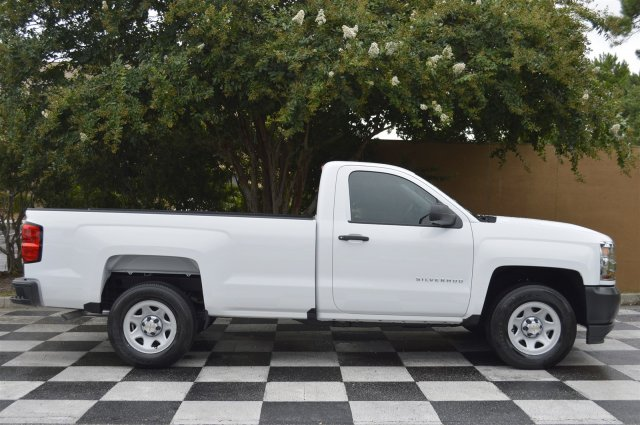 2018 Silverado 1500 Regular Cab Pickup #T1072 - photo 8