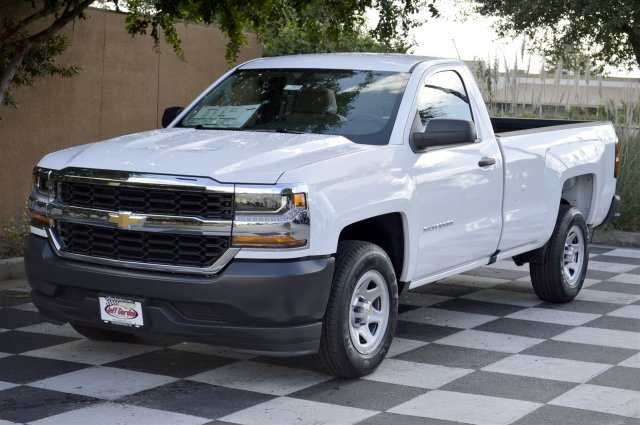 2018 Silverado 1500 Regular Cab Pickup #T1073 - photo 3