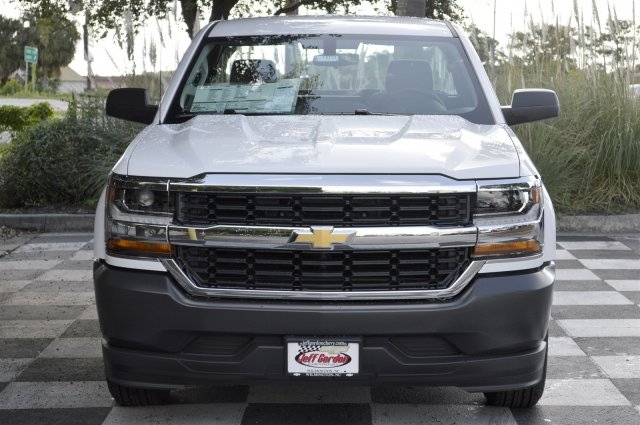 2018 Silverado 1500 Regular Cab, Pickup #T1073 - photo 4