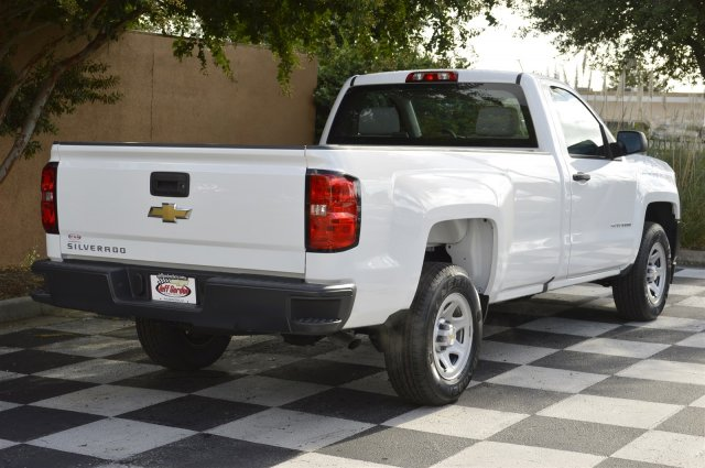 2018 Silverado 1500 Regular Cab Pickup #T1073 - photo 2