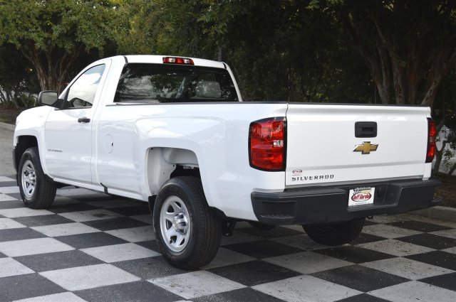 2018 Silverado 1500 Regular Cab Pickup #T1073 - photo 5