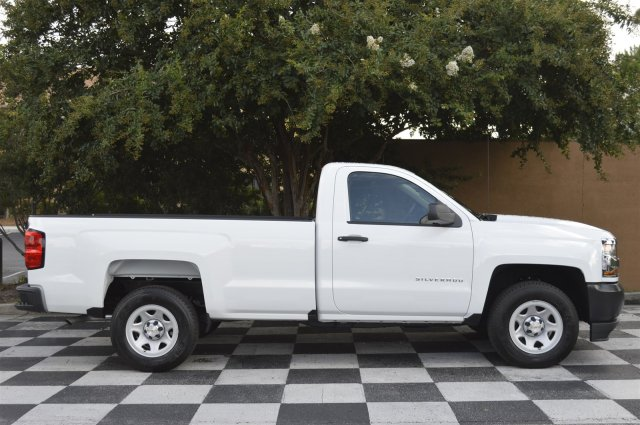 2018 Silverado 1500 Regular Cab, Pickup #T1073 - photo 8