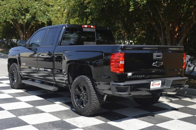 2018 Silverado 1500 Extended Cab 4x4 Pickup #T1074 - photo 5