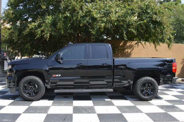2018 Silverado 1500 Extended Cab 4x4 Pickup #T1074 - photo 7