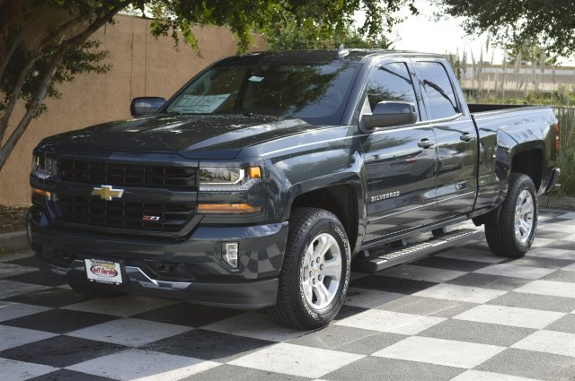 2018 Silverado 1500 Extended Cab 4x4 Pickup #T1075 - photo 3