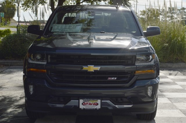 2018 Silverado 1500 Extended Cab 4x4 Pickup #T1075 - photo 4