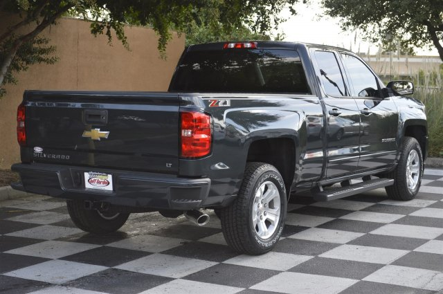 2018 Silverado 1500 Extended Cab 4x4 Pickup #T1075 - photo 2