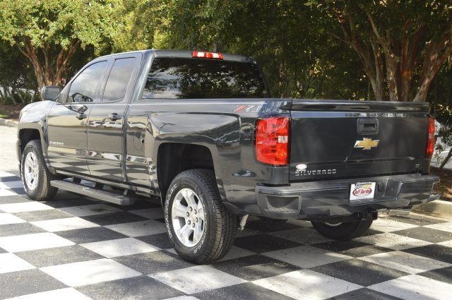 2018 Silverado 1500 Double Cab 4x4, Pickup #T1075 - photo 5