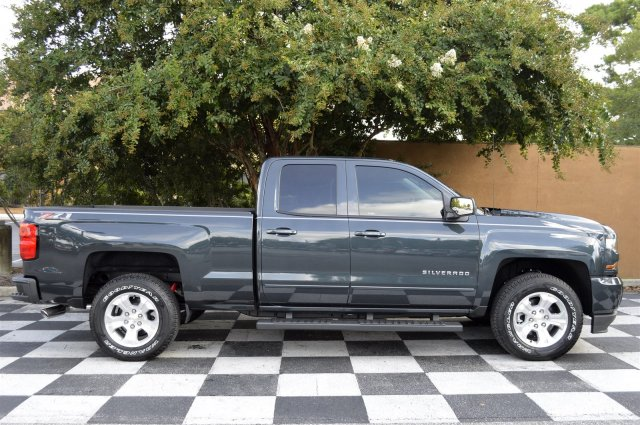 2018 Silverado 1500 Extended Cab 4x4 Pickup #T1075 - photo 8