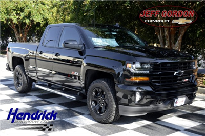 2018 Silverado 1500 Extended Cab 4x4 Pickup #T1076 - photo 1