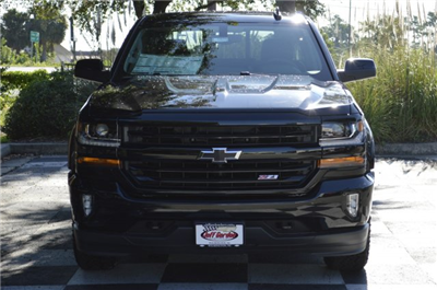 2018 Silverado 1500 Extended Cab 4x4 Pickup #T1076 - photo 4