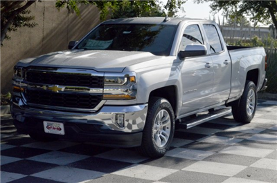 2018 Silverado 1500 Extended Cab Pickup #T1077 - photo 3