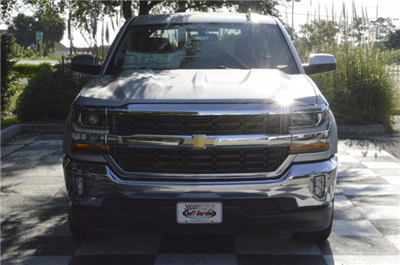 2018 Silverado 1500 Extended Cab Pickup #T1077 - photo 4