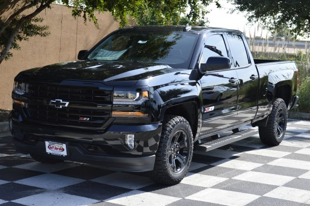 2018 Silverado 1500 Extended Cab 4x4 Pickup #T1078 - photo 3