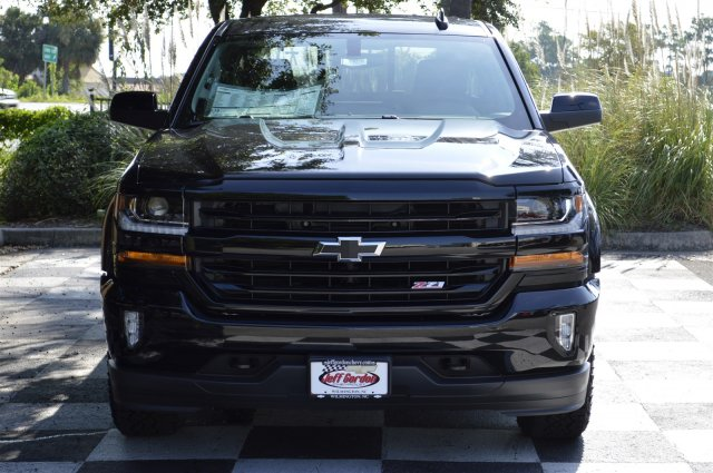 2018 Silverado 1500 Extended Cab 4x4 Pickup #T1078 - photo 4