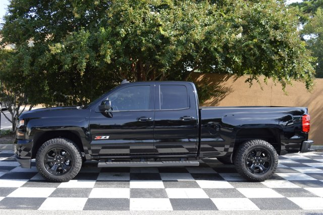 2018 Silverado 1500 Extended Cab 4x4 Pickup #T1078 - photo 7