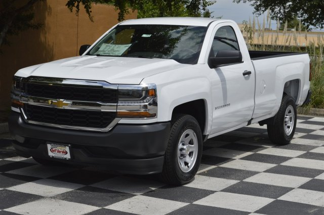 2018 Silverado 1500 Regular Cab Pickup #T1079 - photo 3