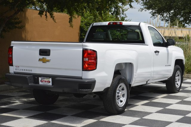2018 Silverado 1500 Regular Cab, Pickup #T1079 - photo 2