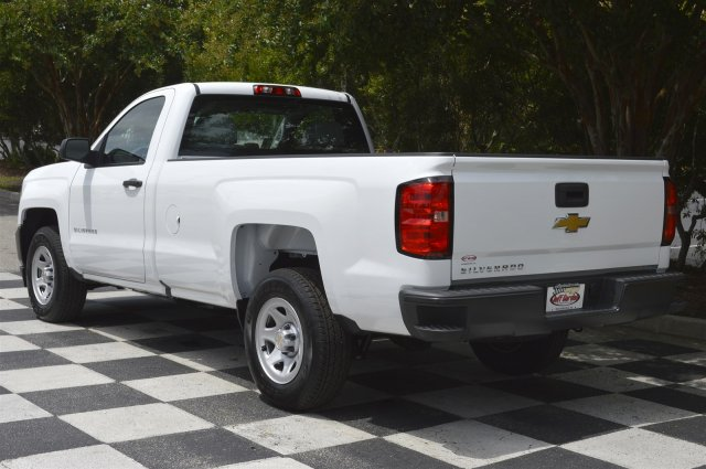 2018 Silverado 1500 Regular Cab Pickup #T1079 - photo 5