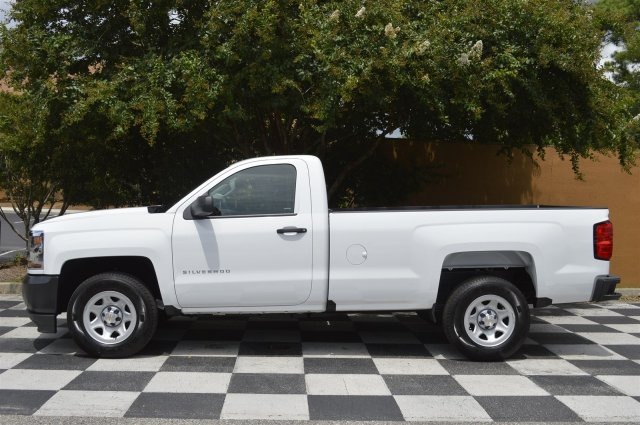 2018 Silverado 1500 Regular Cab Pickup #T1079 - photo 7