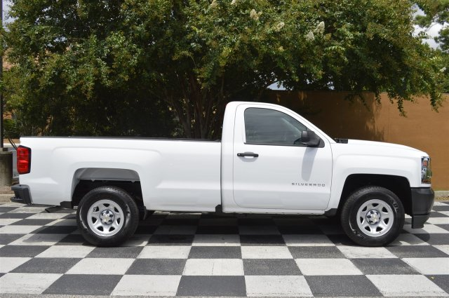 2018 Silverado 1500 Regular Cab Pickup #T1079 - photo 8
