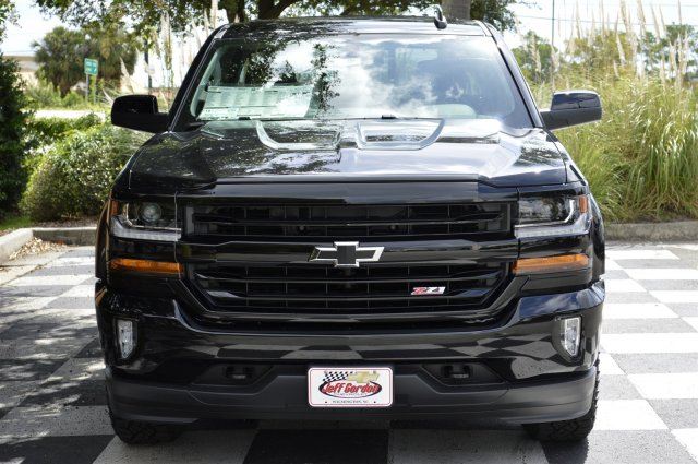 2018 Silverado 1500 Extended Cab 4x4 Pickup #T1080 - photo 4