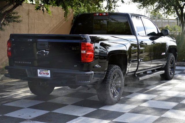 2018 Silverado 1500 Extended Cab 4x4 Pickup #T1082 - photo 2
