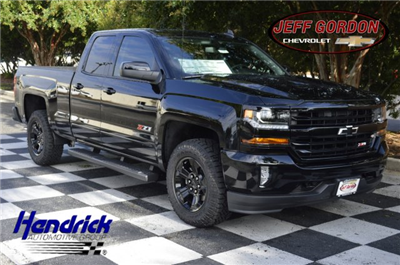 2018 Silverado 1500 Extended Cab 4x4 Pickup #T1082 - photo 1