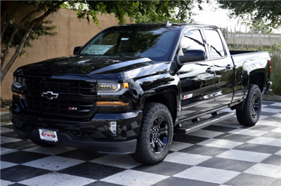 2018 Silverado 1500 Extended Cab 4x4 Pickup #T1082 - photo 3