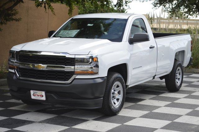 2018 Silverado 1500 Regular Cab Pickup #T1083 - photo 3