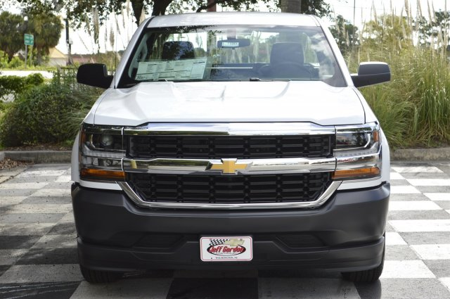 2018 Silverado 1500 Regular Cab Pickup #T1083 - photo 4