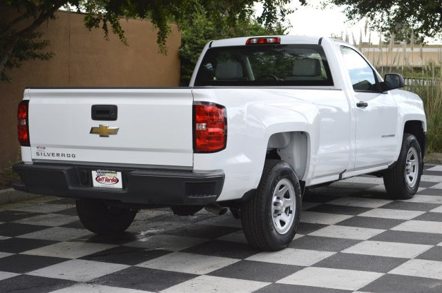 2018 Silverado 1500 Regular Cab, Pickup #T1083 - photo 2
