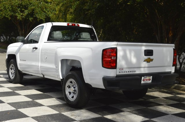 2018 Silverado 1500 Regular Cab, Pickup #T1083 - photo 5