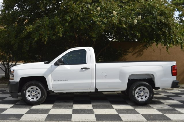 2018 Silverado 1500 Regular Cab Pickup #T1083 - photo 7