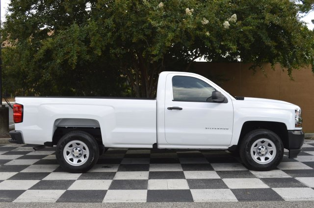 2018 Silverado 1500 Regular Cab, Pickup #T1083 - photo 8