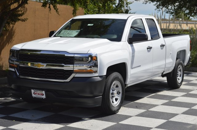 2018 Silverado 1500 Extended Cab, Pickup #T1084 - photo 3