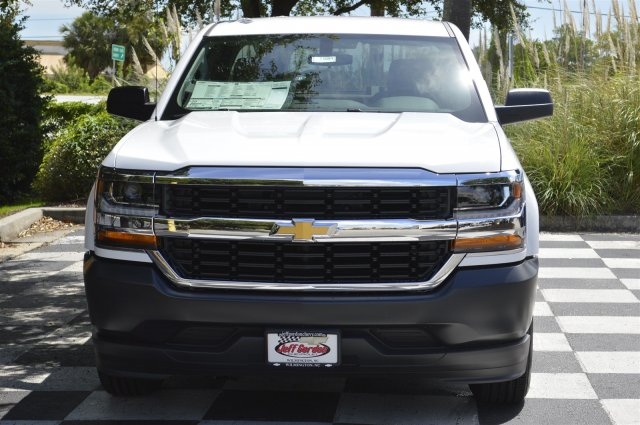 2018 Silverado 1500 Extended Cab, Pickup #T1084 - photo 4