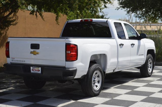 2018 Silverado 1500 Extended Cab, Pickup #T1084 - photo 2