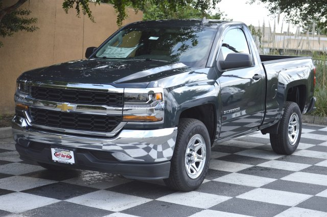 2018 Silverado 1500 Regular Cab, Pickup #T1085 - photo 3
